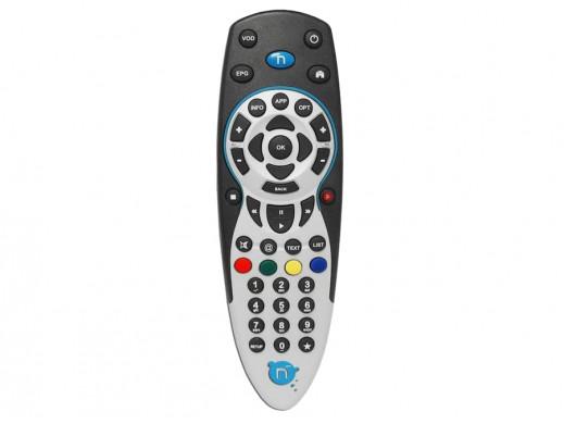 Pilot n-box HDTV telewizja n oryginał. Bez nagrywarki.