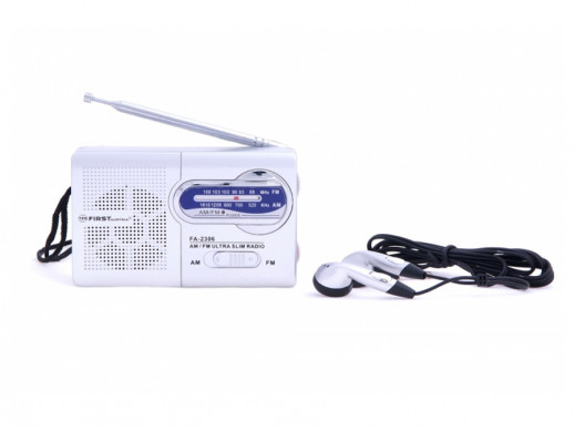 Radio kieszonkowe First...