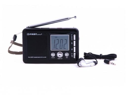 Radio kieszonkowe FA 2307 First Austria