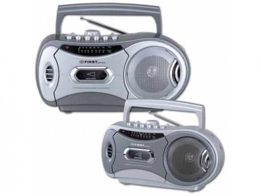 Radiomagnetofon FA 1600-2 First Austria
