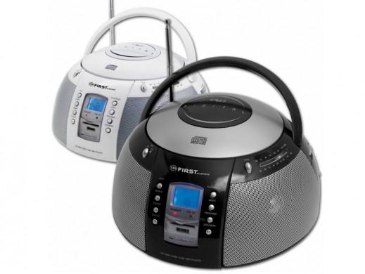 Radioodtwarzacz CD/MP3/WMA...