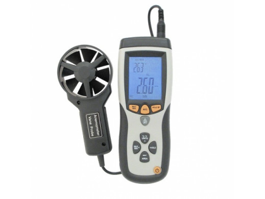Termoanemometr/pirometr