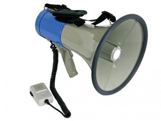 Megafon 25W Perel