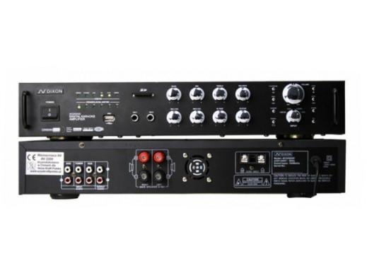 Wzmacniacz DIXON AV 2200 SD PC