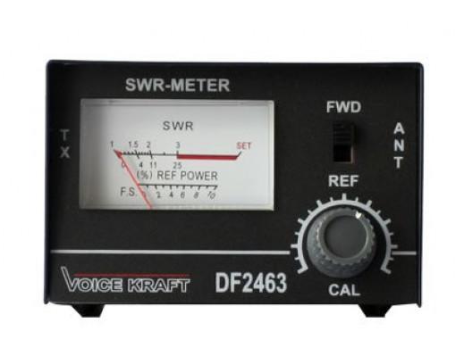 Miernik SWR DF 2463