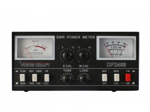 Miernik SWR DF2468