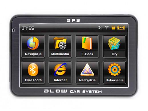 Nawigacja BLOW GPS50YBY bez...