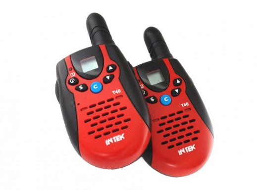 Nadajnik ręczny RT-T40 PMR...
