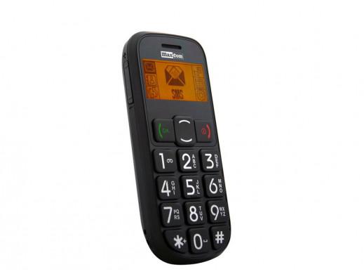 Telefon komórkowy dla seniora MM430 Maxcom