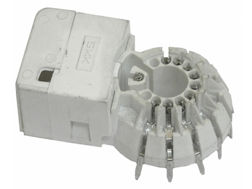 Podstawka kineskopu CSK22 socet Toshiba