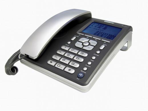 Telefon przewodowy KXT701...