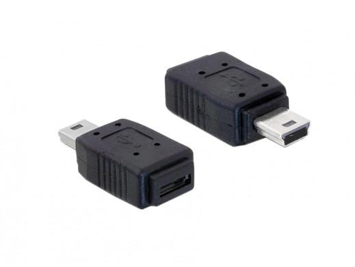 Adapter mini USB/micro USB...