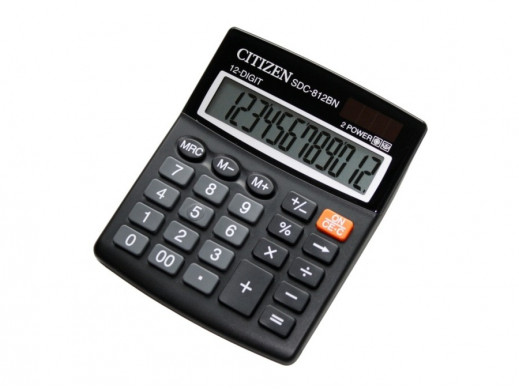 Kalkulator SDC-812BN Citizen