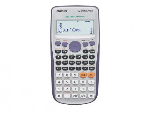 Kalkulator FX-570ES Plus...