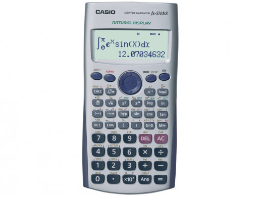 Kalkulator FX-570ES naukowy...