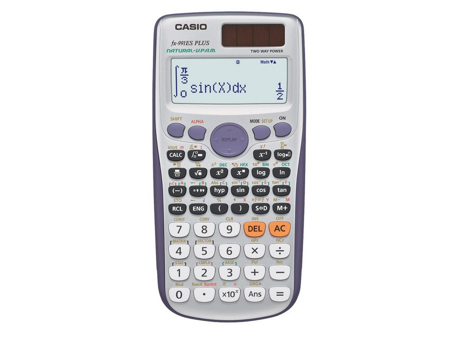 Kalkulator FX-991ES Plus naukowy Casio