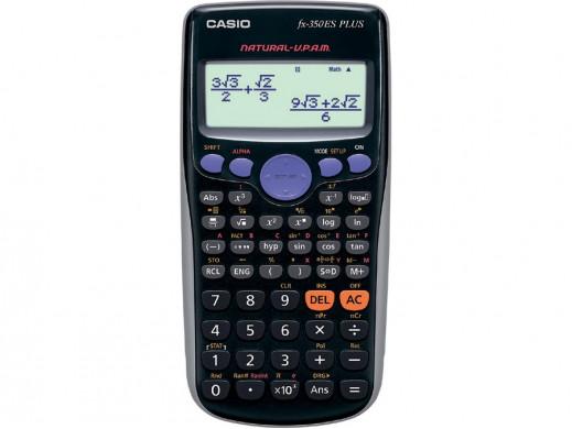 Kalkulator FX-350ES Plus...