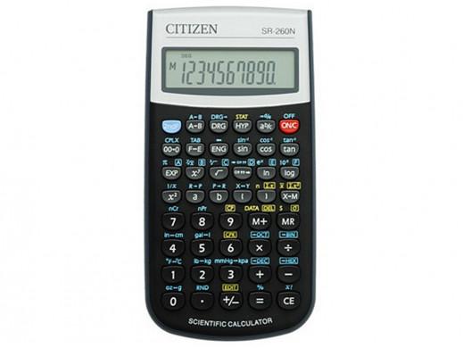 Kalkulator SR-260N Citizen