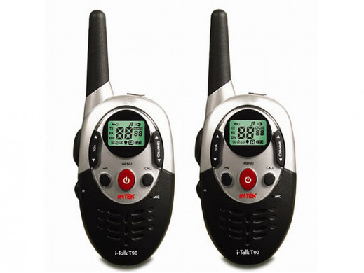 Radiotelefon PMR INTEK...