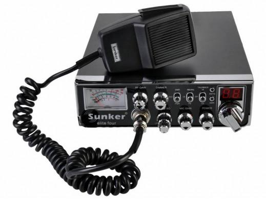 Radio CB Sunker Elite Four AM