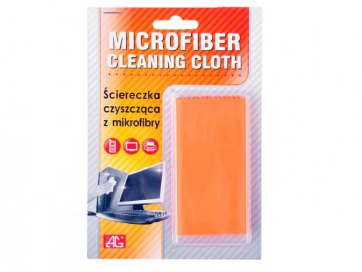 Ściereczka czyszcząca z mikrofibry AG