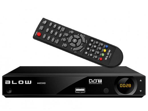 Tuner DVB-T cyfrowej TV...