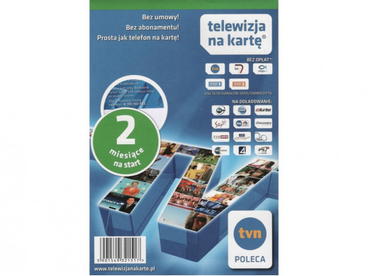 Telewizja na kartę -...