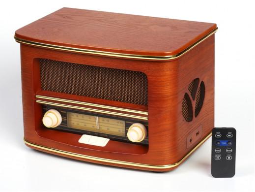 Radio LW/FM z odtwarzaczem...