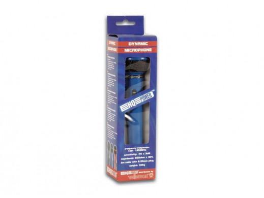 Mikrofon dynamiczny MIC1 HQ Power niebieski