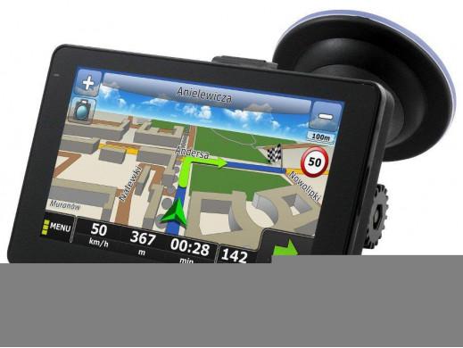 Nawigacja GPS Navi433 mapa Polski Maxcom