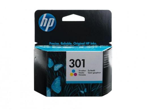 Tusz HP CH562EE no301 color oryginał HP DeskJet 1050, 2050 2050s