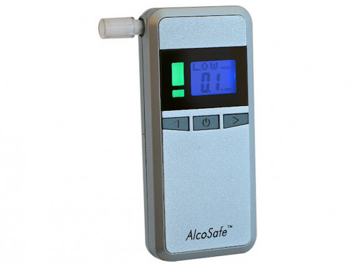 Alkomat AlcoSafe S2