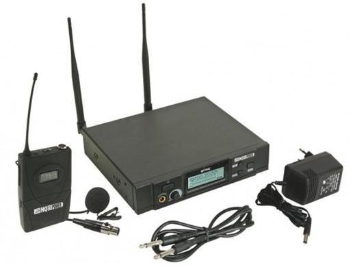 Mikrofon Bezprzewodowy HQPOWER MICW42-2 na klips