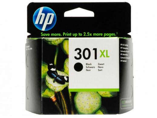 Tusz HP CH561EE no301 czarny oryginał