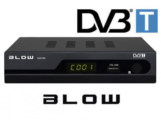 Tuner cyfrowy DVB-T 3501SD...
