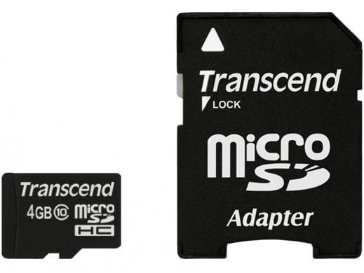 Karta pamięci 4gb microSD...