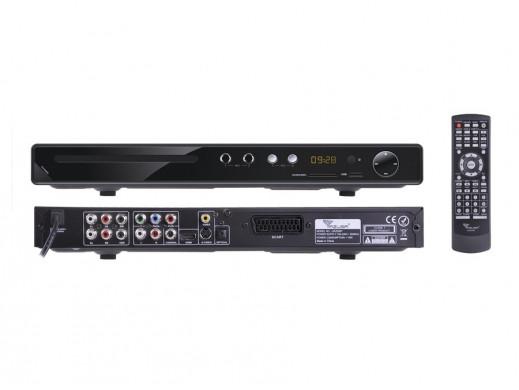 Odtwarzacz DVD USB/SD karaoke, wyjście HDMI Azusa