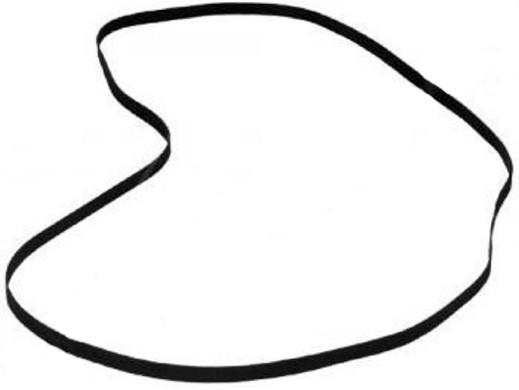 Pasek gumowy płaski 78*0,5*3mm