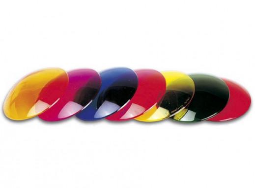 Filtr wkładka koloryzująca do PAR36 - różowy