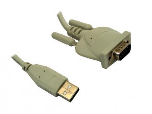 Adapter USB na RS232 Gembird