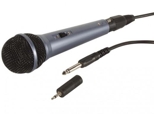 Mikrofon dynamiczny MIC3 HQ Power czarny