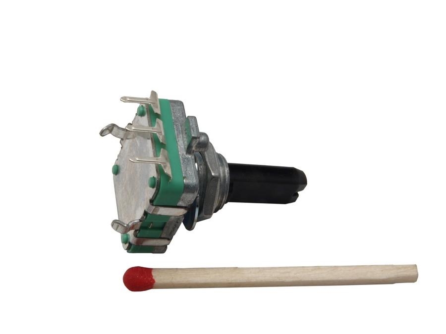 Przełącznik potencjometr obrotowy impulsowy ED1612-24