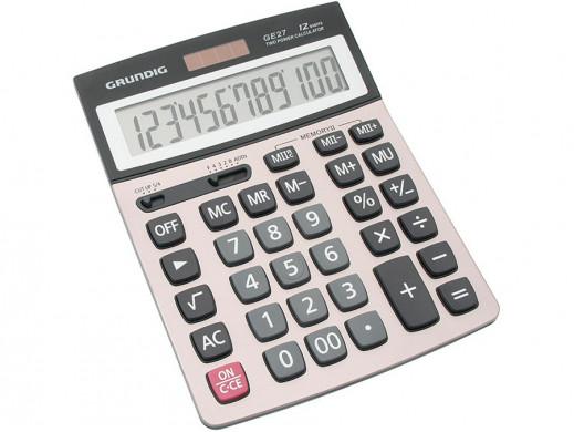 Kalkulator Grundig GE 27