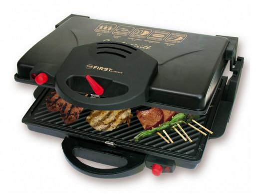 Elektryczny grill FA5330 2000W First Austria