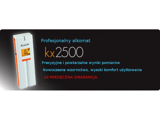 Alkomat AlcoSafe Dual