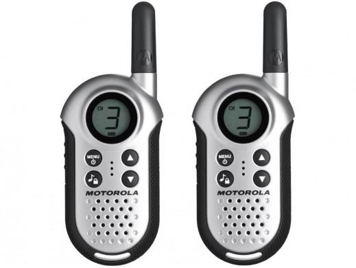 Krótkofalówki TLKR T4 Motorola