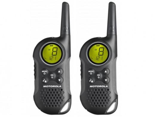 Krótkofalówki TLKR T6 Motorola
