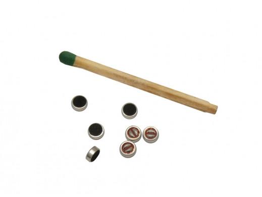 Mikrofon pojemnościowyi EM-1015P 4,0x1,5mm  -46dB