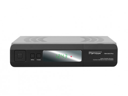 Tuner sat Opticum 7300 PVR...