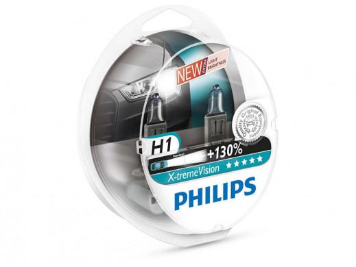 Żarówki sam. Philips H1...